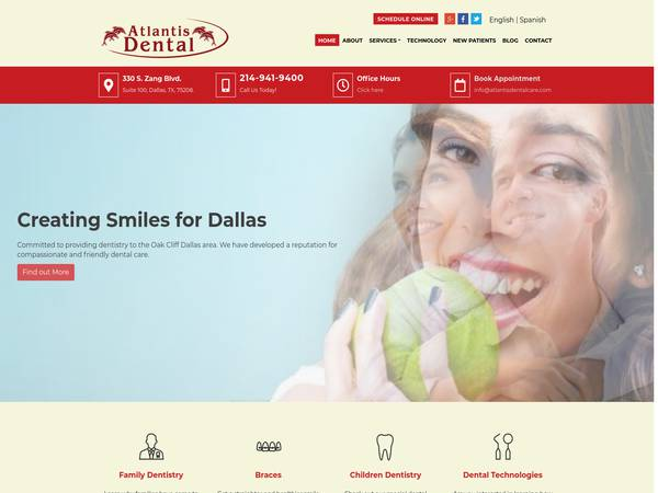 Atlantis Dental - Cosmetic and Family Dental Office image