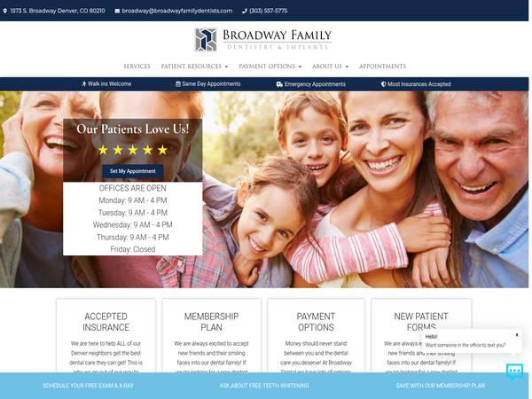 Broadway Family Dentistry & Implants image
