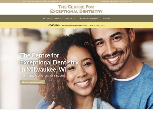 Centre For Exceptional Dentistry image