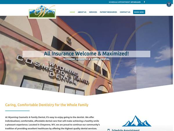 Wyoming Cosmetic & Family Dental image