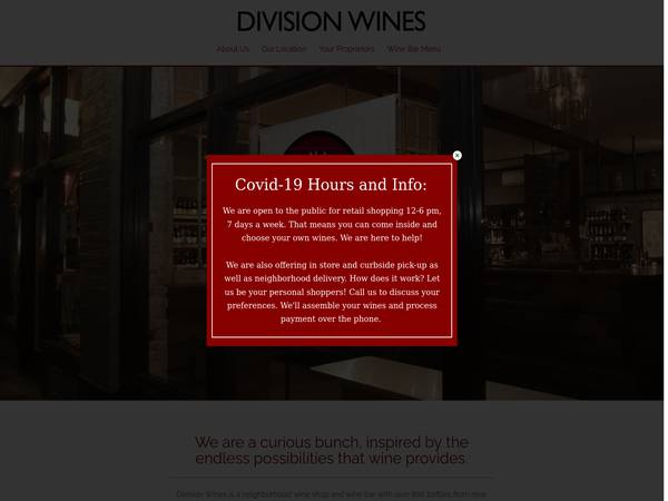 Division Wines image