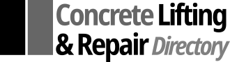 Best Concrete Lifting Logo