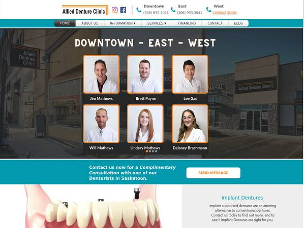 Allied-Denture-Clinic
