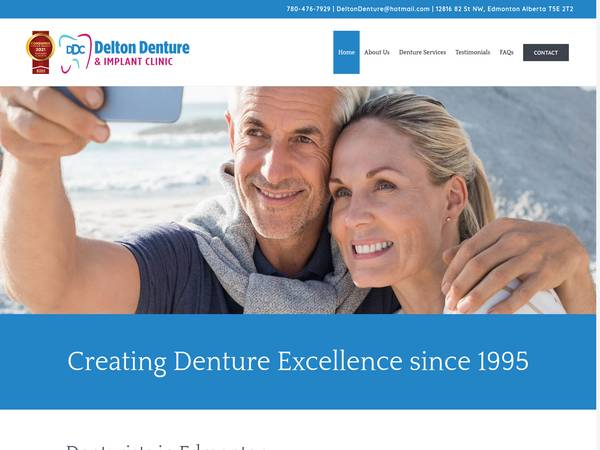 Delton Denture and Implant Clinic image