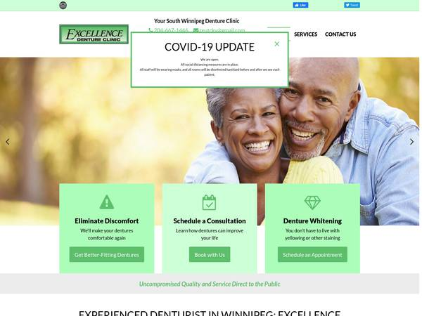 Excellence Denture Clinic image