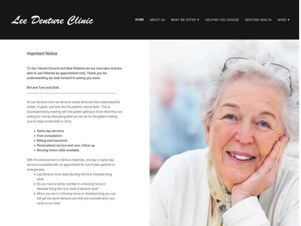 Lee Denture Clinic image