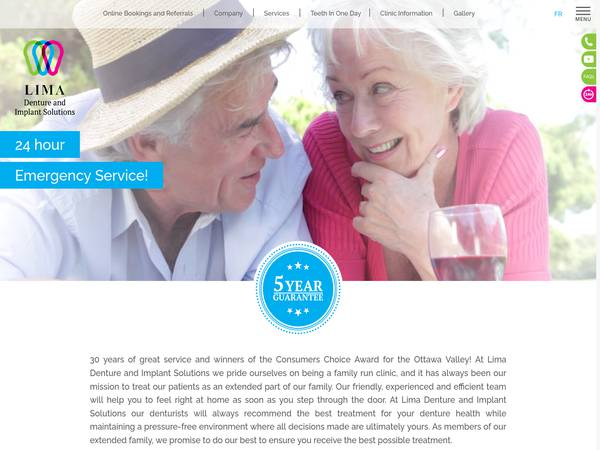 Lima Denture and Implant Solutions image