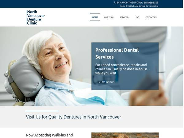 North Vancouver Denture Clinic image