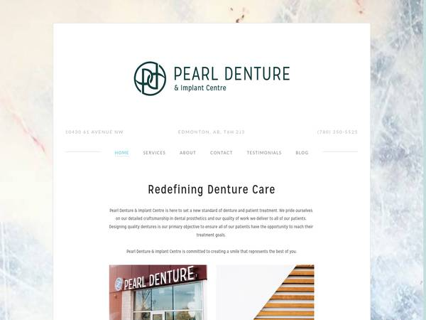 Pearl Denture and Implant Centre image