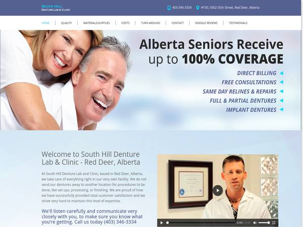 South Hill Denture Lab & Clinic image