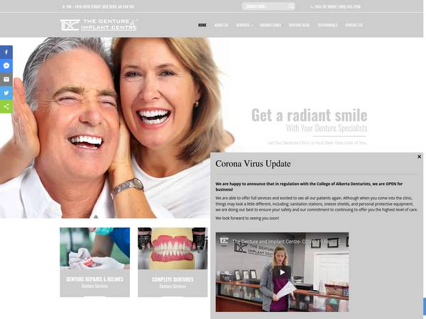The Denture & Implant Centre image
