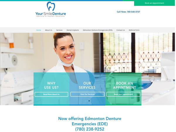 Your Smile Denture image